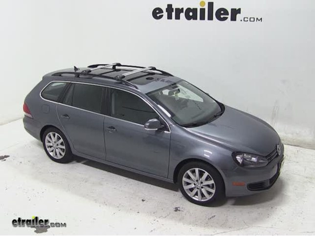 Jetta Wagon Roof Rack