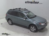Thule Roof Rack for Subaru Outback Wagon, 2014 | etrailer.com