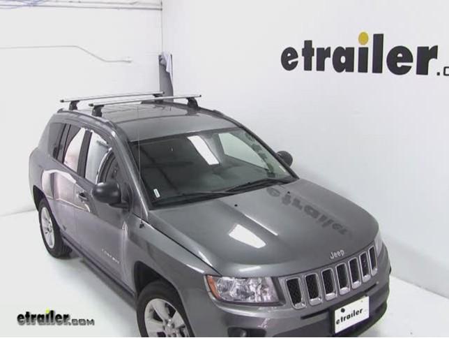 jeep compass roof rack etrailer com
