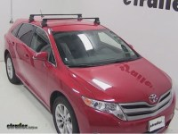 Thule Roof Rack for Toyota Venza, 2011 | etrailer.com