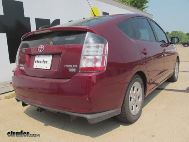 Install Trailer Hitch Prius