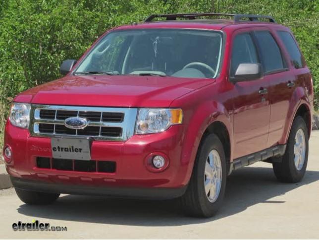 2008 Ford Escape Trailer Wiring Harness