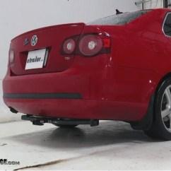 Vw Golf Mk4 Tow Bar Wiring Diagram 2005 Pontiac Vibe Stereo Trailer Hitch Installation 2009 Volkswagen Jetta Draw Tite Video Etrailer Com