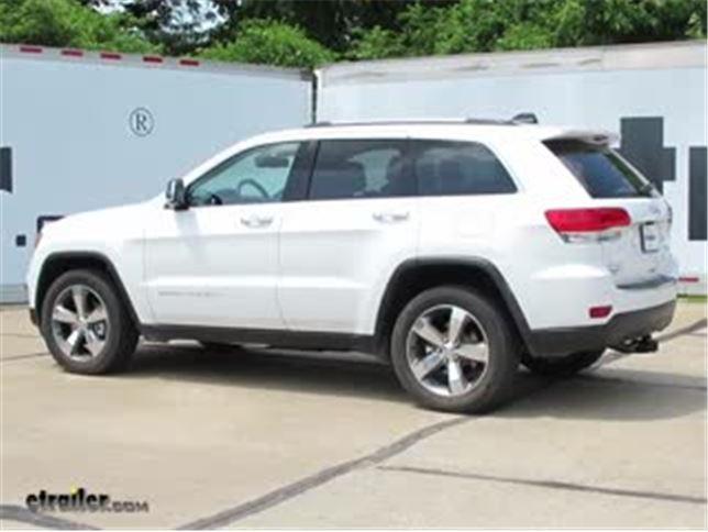 Trailer Wiring Harness Installation 2016 Jeep Grand Cherokee