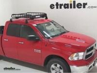 Truck Roof Basket & SystemOne Pickup Truck Racks