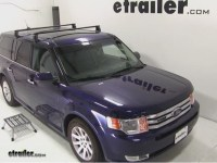 Roof Rack for ford flex, 2011 | etrailer.com