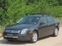 Yakima Roof Rack for 2010 Ford Fusion   etrailer.com