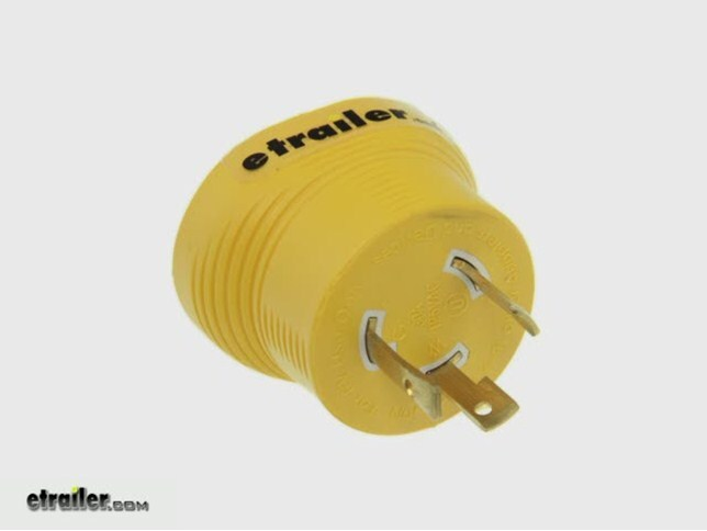 30 Amp Plug Adapter