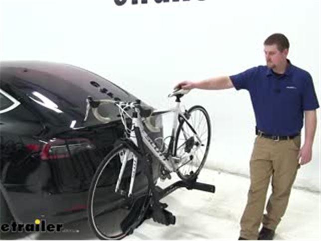 tesla model 3 bicycle rack