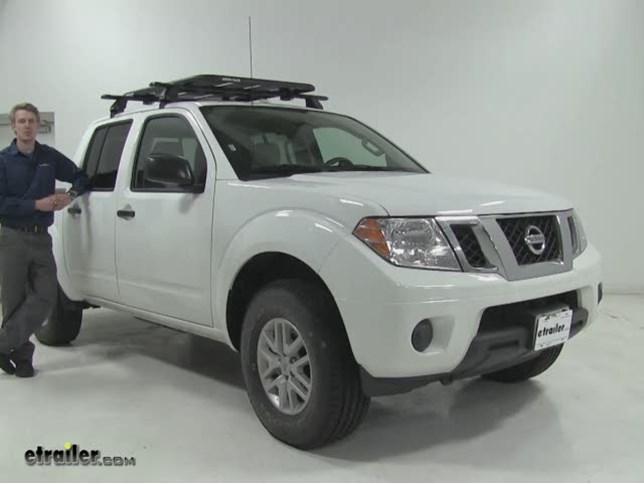 Roof Rack Nissan Frontier