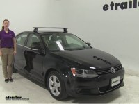 Roof Rack for 2013 volkswagen jetta