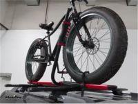 RockyMounts BrassKnuckles Roof Bike Rack for Fat Bikes ...
