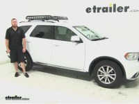 2017 Dodge Durango Roof Rack | 2018 Dodge Reviews