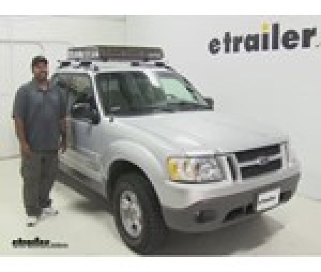 Ford Explorer Sport Trac Roof Cargo Carrier Videos