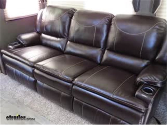 triple reclining sofa three seat length thomas payne momentum rv review video etrailer com