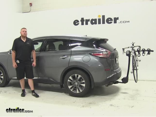 Nissan Rogue Crossbars
