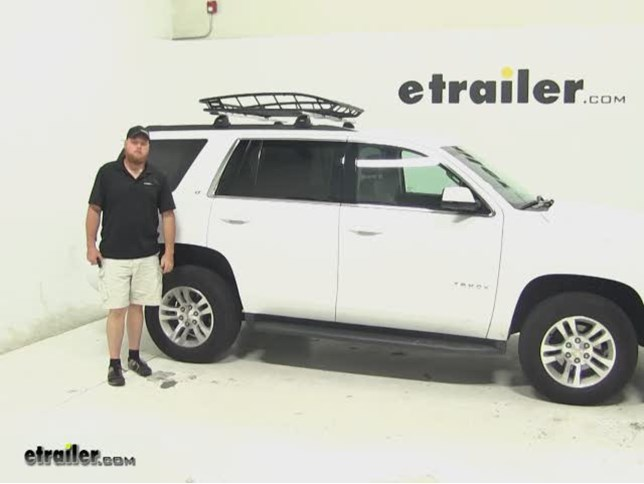 thule roof cargo carrier review 2015 chevrolet tahoe