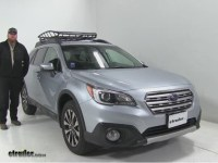 Subaru Bike Rack Outback. Subaru And Thule Bike Rack