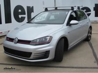 Thule Roof Bars Golf 7 - 12.300 About Roof
