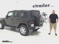 Bike Rack For Jeep Wrangler 2018
