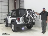 Jeep Wrangler Spare Tire Bike Rack - Best Seller Bicycle ...
