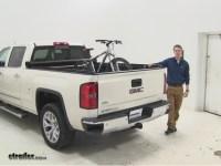 GMC Canyon Thule Insta-Gater Truck Bed Single Bike Rack