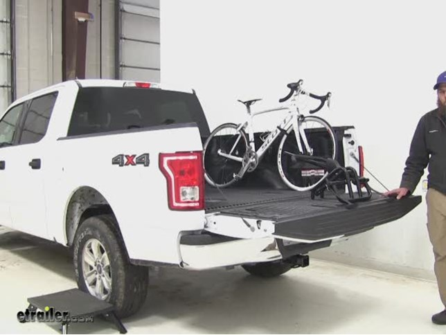 thule bike rack for truck bed