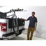 ford f 150 truck bed bike rack