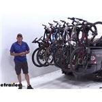 6 bike hitch rack etrailer com