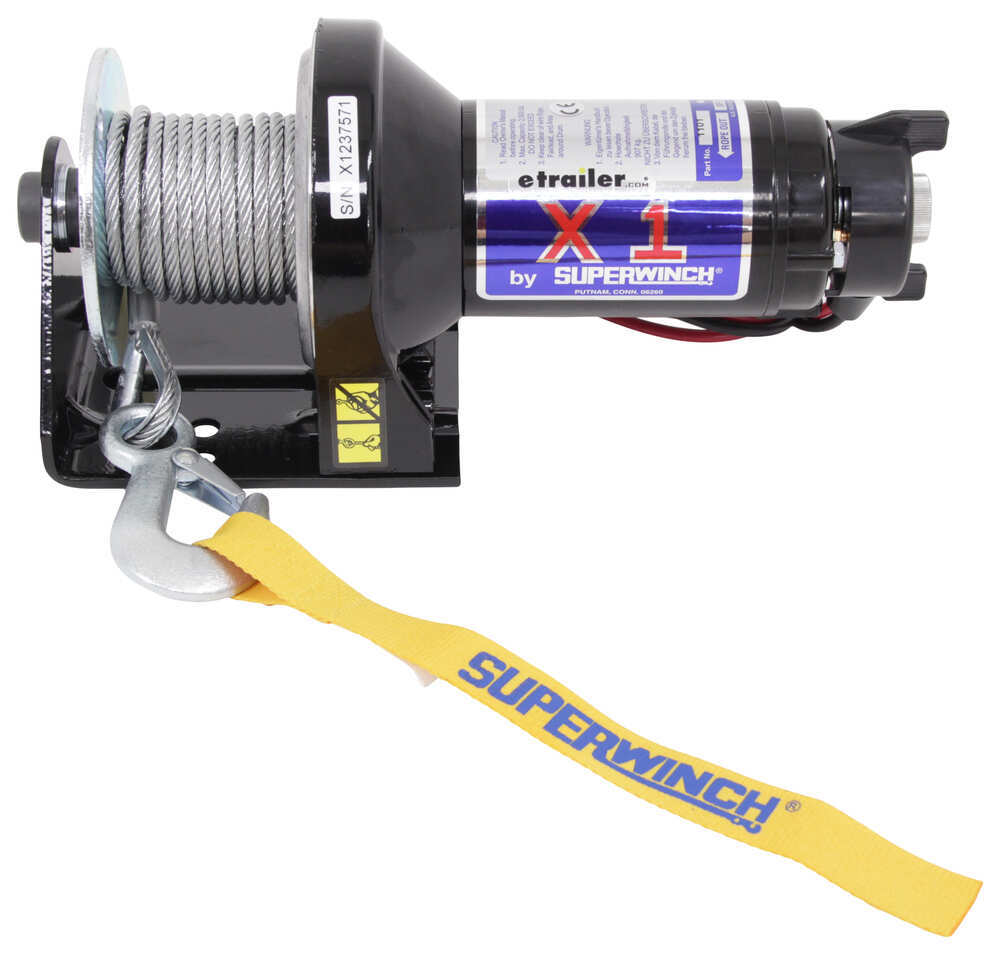 medium resolution of x1 superwinch wiring diagram wiring librarysuperwinch x1 trailer winch wire rope 2 000 lbs superwinch electric winch