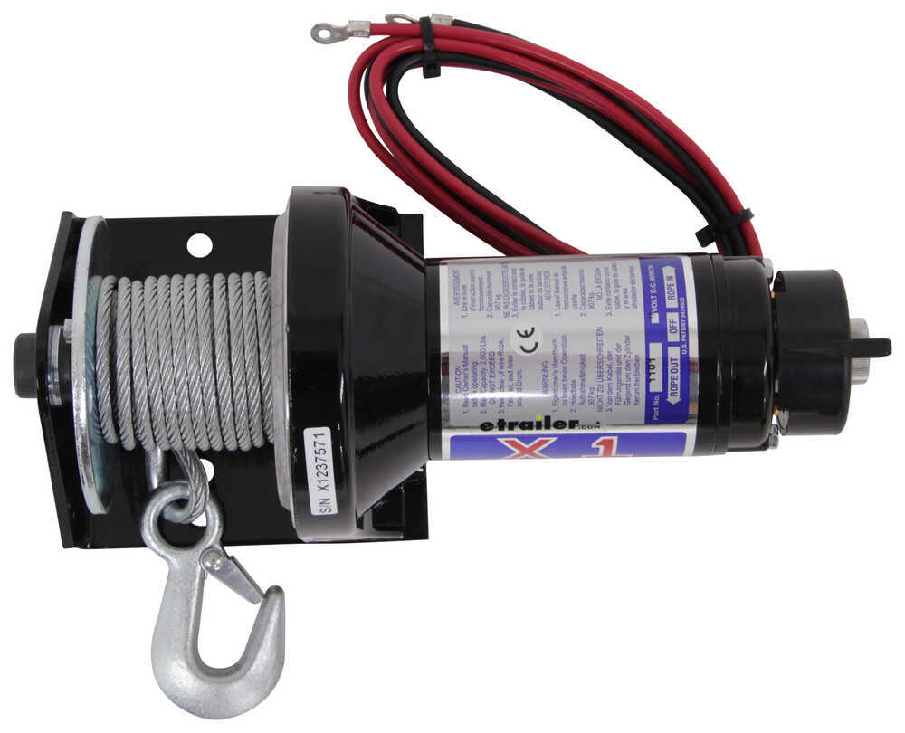 medium resolution of 1101 non load holding brake superwinch electric winch