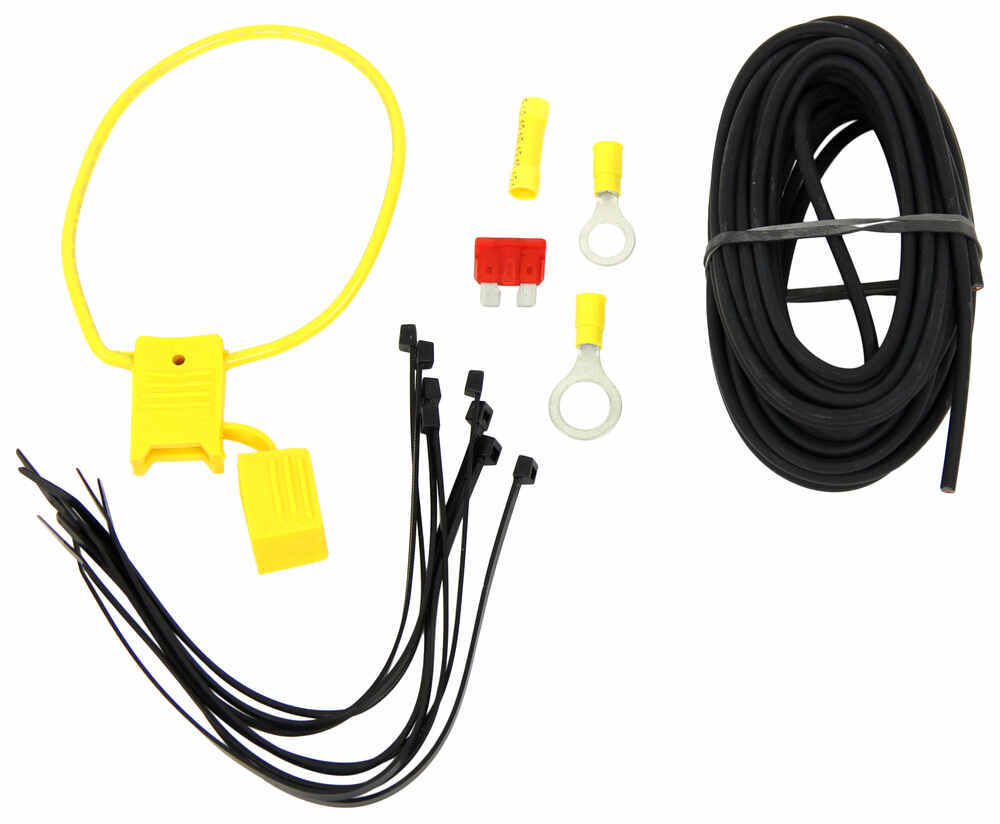 medium resolution of trailer wiring harnes installation 2001 dodge ram etrailer