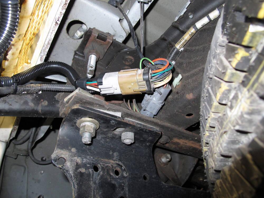 99 Ford F 250 Trailer Wiring Diagram