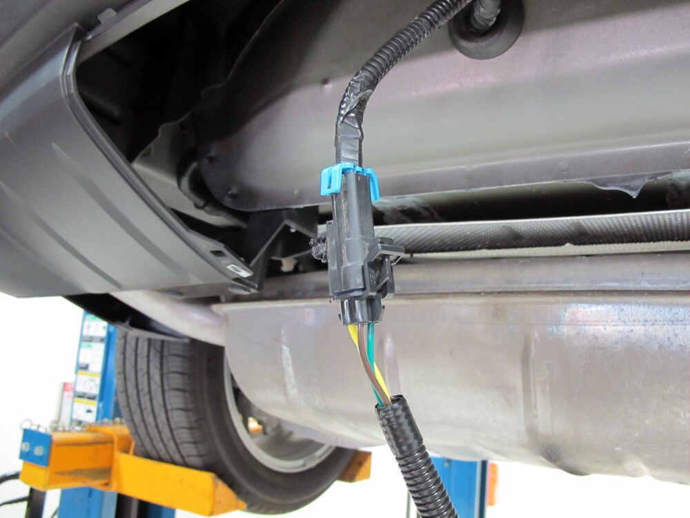 Cadillac Srx Wiring Harness