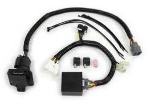 2012 Honda Pilot Custom Fit Vehicle Wiring  Tekonsha