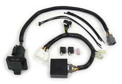 4 Way Flat Trailer Wiring Harness For A 2012 Honda Pilot To Tow A