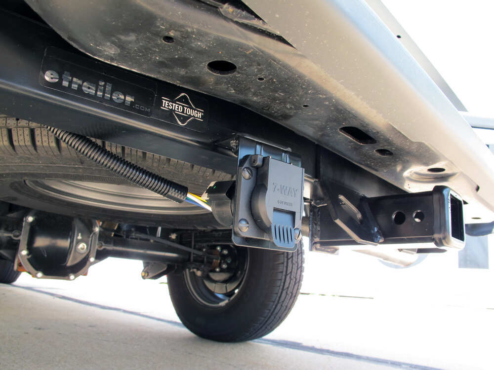2013 nissan frontier hitch wiring