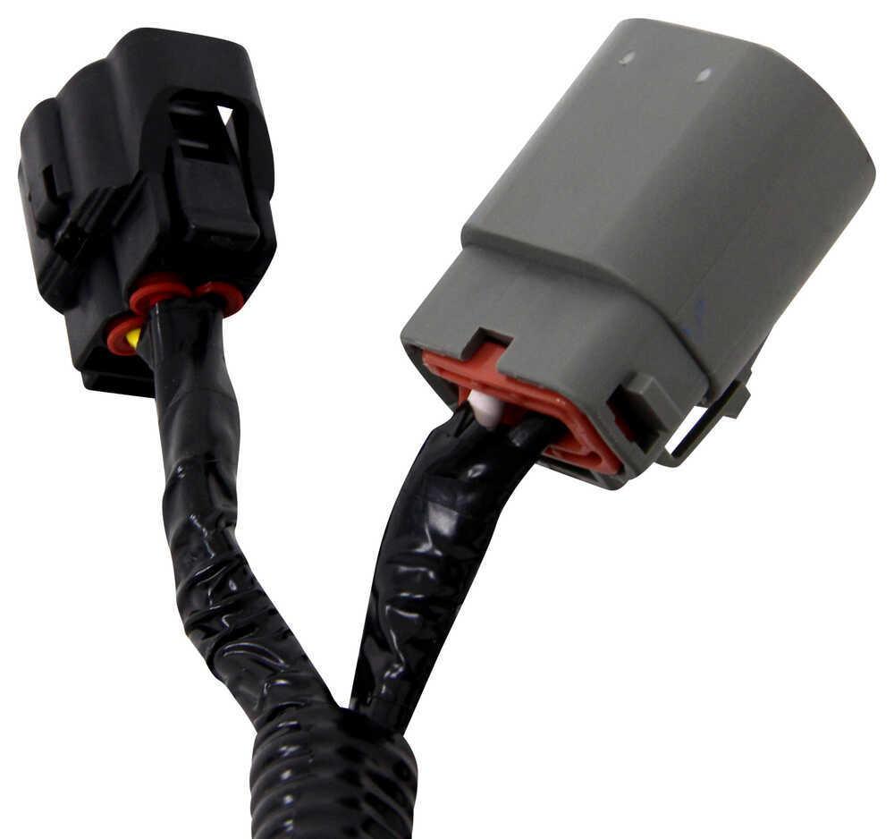 hight resolution of custom fit vehicle wiring 118269 4 flat tekonsha