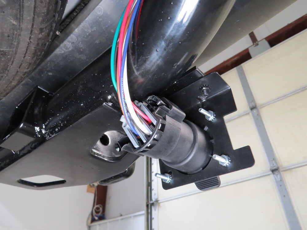 Nissan Trailer Wiring