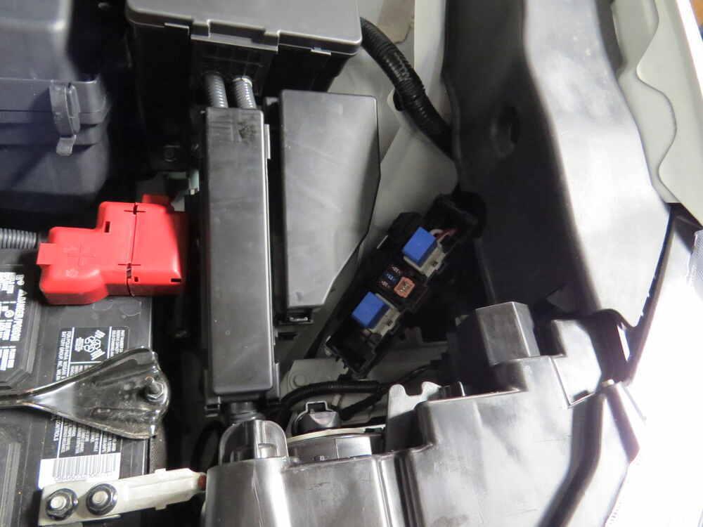 Nissan Pathfinder Trailer Wiring Harness