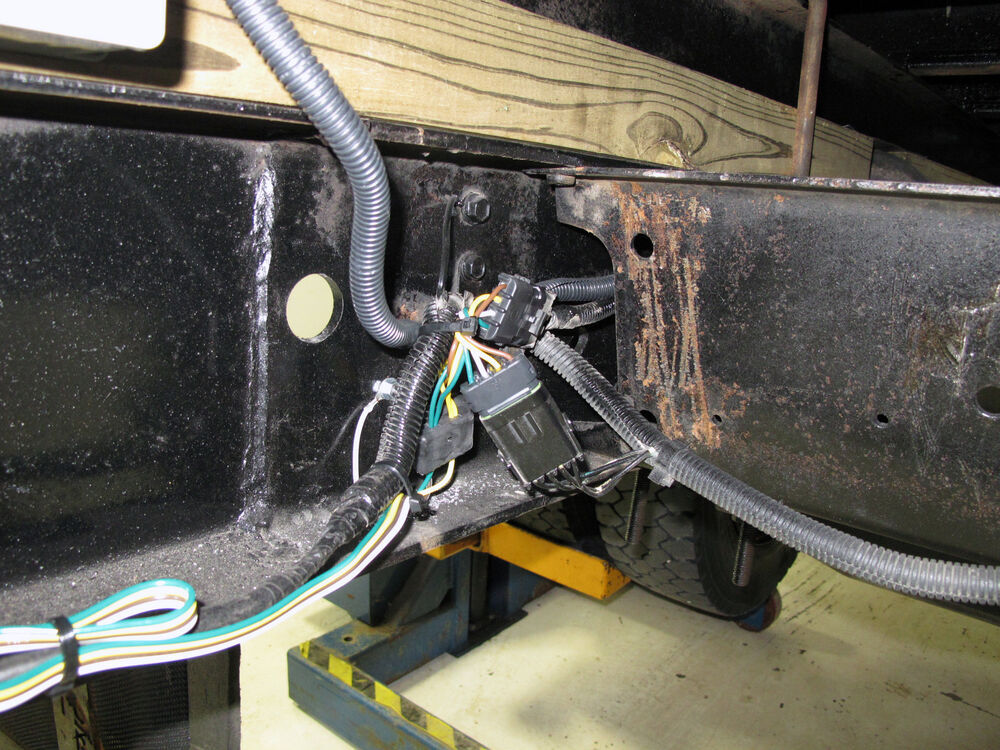 Chevrolet Truck Trailer Wiring Harness On Trailer Harness Diagram