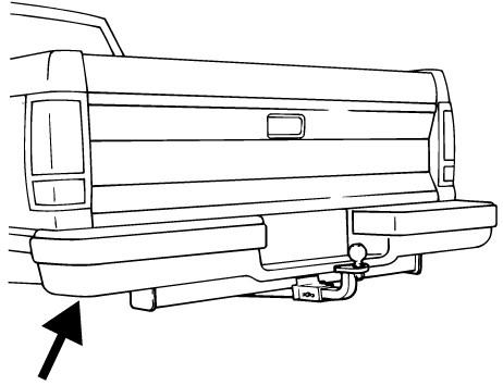 1993 Chevrolet CK-Series-Pickup T-One Vehicle Wiring