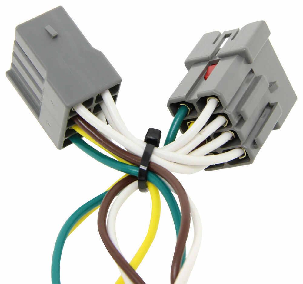 medium resolution of custom fit vehicle wiring 118324 custom fit tow ready
