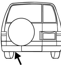 isuzu trooper t one vehicle wiring harness with 4 pole flat trailer isuzu trooper t one [ 1000 x 983 Pixel ]