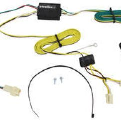 Toyota 4runner Trailer Wiring Diagram 2 Ohm Subwoofer Harness Diagrams Schematic 1998 Etrailer Com 1986 T One Vehicle