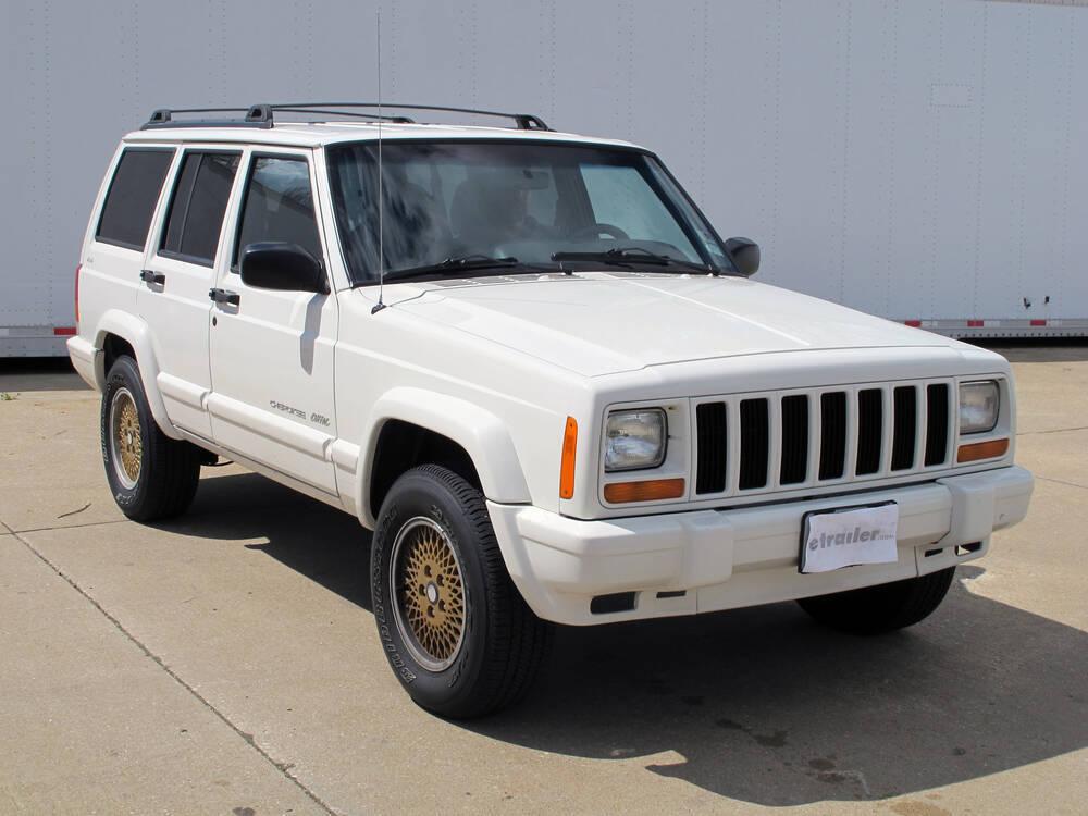 Jeep Cherokee Trailer Wiring Harness