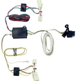 t one vehicle wiring harness with 4 pole flat trailer connector of t one vehicle wiring harness with 4 pole flat trailer connector [ 910 x 1000 Pixel ]