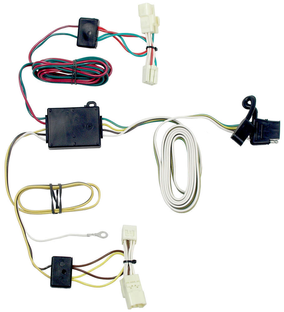 medium resolution of t one vehicle wiring harness with 4 pole flat trailer connector of t one vehicle wiring harness with 4 pole flat trailer connector