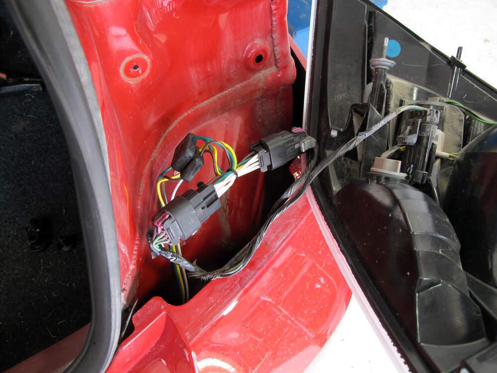 Chevy Silverado Trailer Wiring Harness On Chevrolet Silverado Trailer