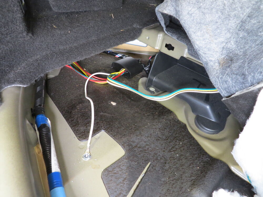 Acura Mdx Trailer Wiring Harness